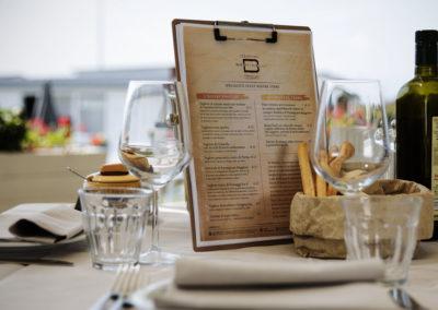 Hosteria-menu