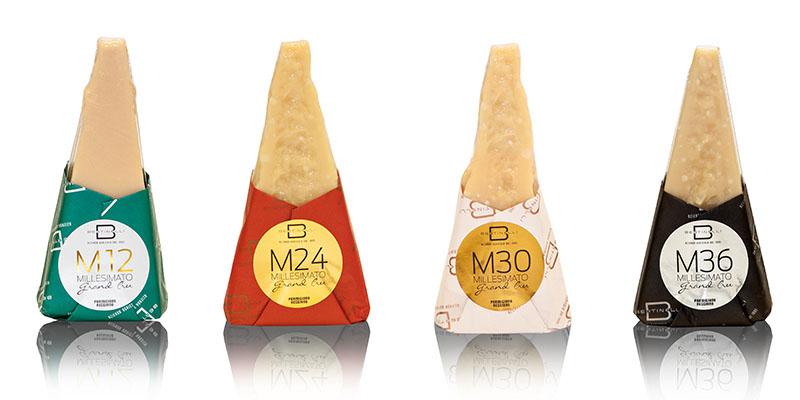 bertinelli parmigiano reggiano millesimato gran cru medesano azienda agricola forme 2018